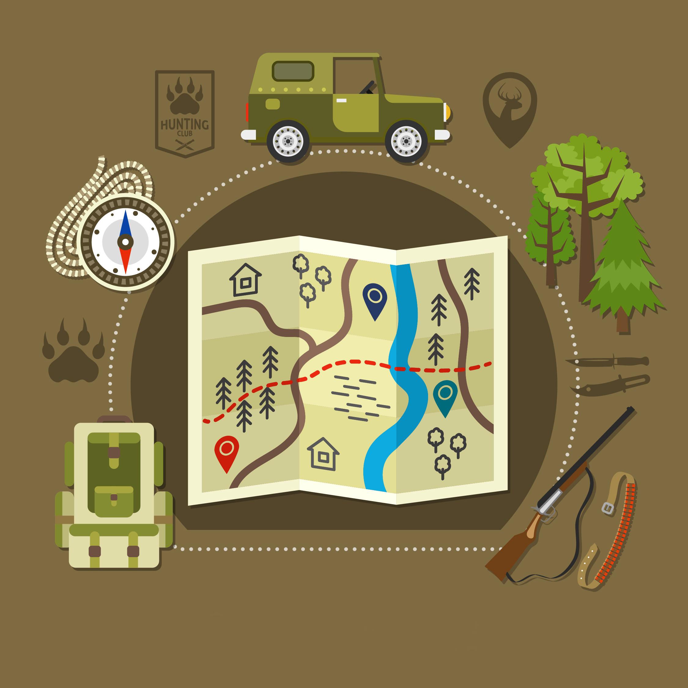 Jagd Versicherungen online abschließen